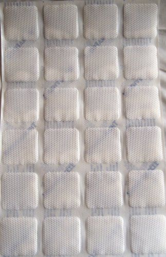 Thermafreeze Reusable Ice Pack Sheets / Ice Packs -10 Extra Large Sheets - 10 x 15 inch sheets '4 x 6 cells = 24 large cells each' - Reusable, Flexible, Non-Toxic - Lasts hours longer than ice! -- See this awesome image