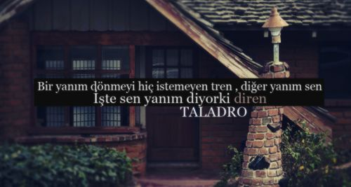 taladro şarkı sözleri - Google'da Ara