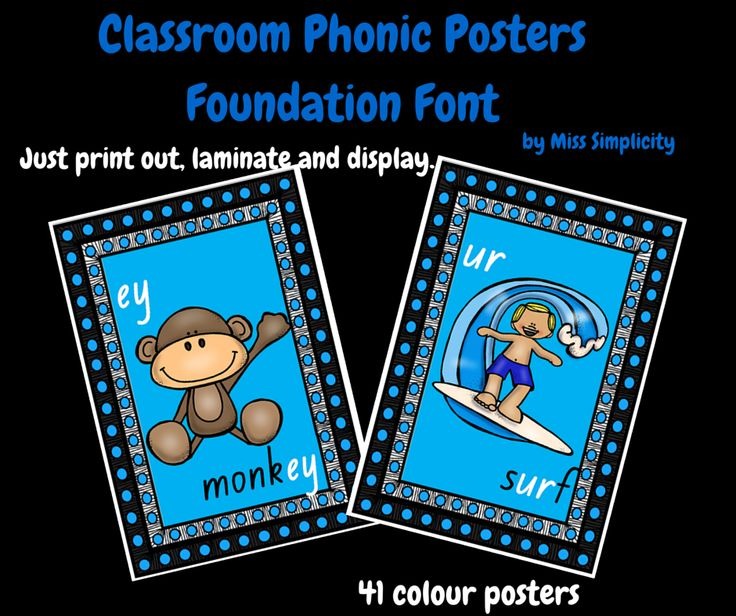 http://designedbyteachers.com.au/marketplace/41-phonic-posters-charts-in-foundation-font/