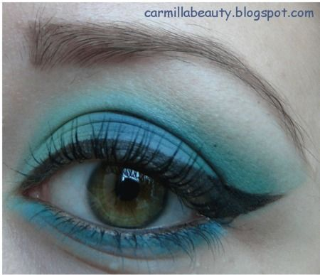 Inspired by The Disney Princess: Jasmine http://www.makeupbee.com/look.php?look_id=53398