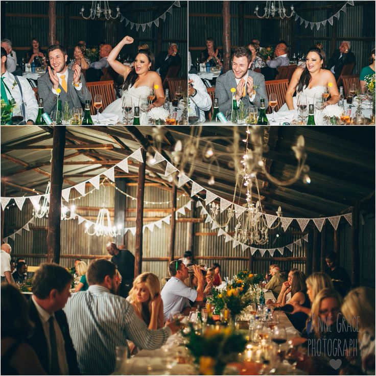 Neil & Eloise @ The Cowshed