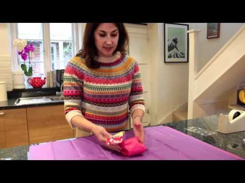 This is a fun game! Plus, her accent is hilarious. How to wrap a perfect Pass the Parcel
