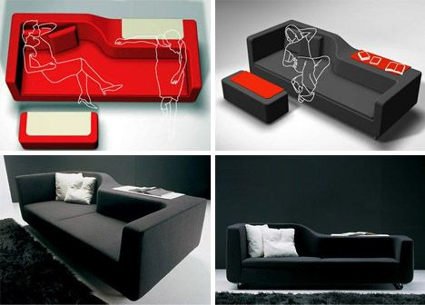 Best 25 Contemporary couches ideas on Pinterest Contemporary