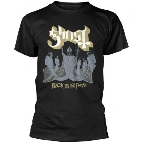 Ghost: Back To The Future (Tricou)