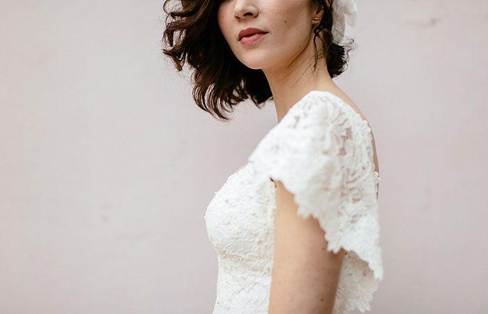 Ensaio fotografado por Flávia Valsani para o blog A Noiva de Botas. Vestido de Noiva Go and Marry.