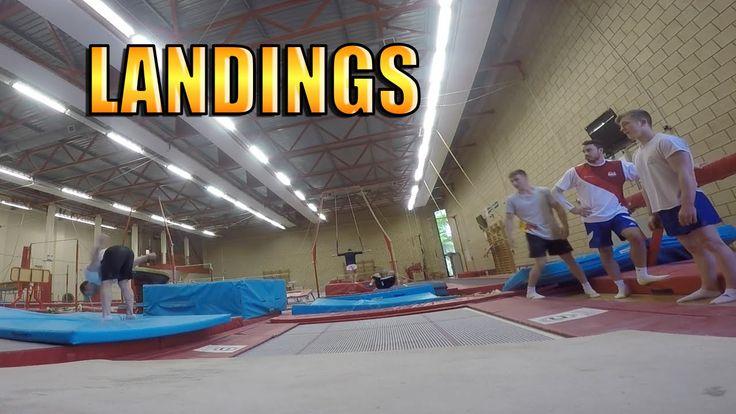 Ultimate Landings Challenge | Nile Wilson, Sam Oldham Vs Kristian Thomas...