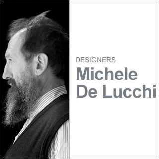 In 1981 Michele De Lucchi started the ROSSANA 214 programme, one of the best results of functional and aesthetic research in the field of kitchen furniture. Maximum modularity, noble and pure design. Designed by Michele De Lucchi in 1983, ROSSANA 215 is characterised by its ability to fully furnish the work space, its modular structure and the depth of its containers, its basic design and the functionality of the new wall unit elements.