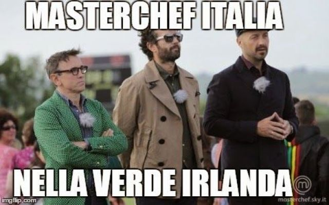 Masterchef Italia 4: escono Filippo e il Conte mentre trionfa la bella Irlanda! #masterchefitalia #tv #sky