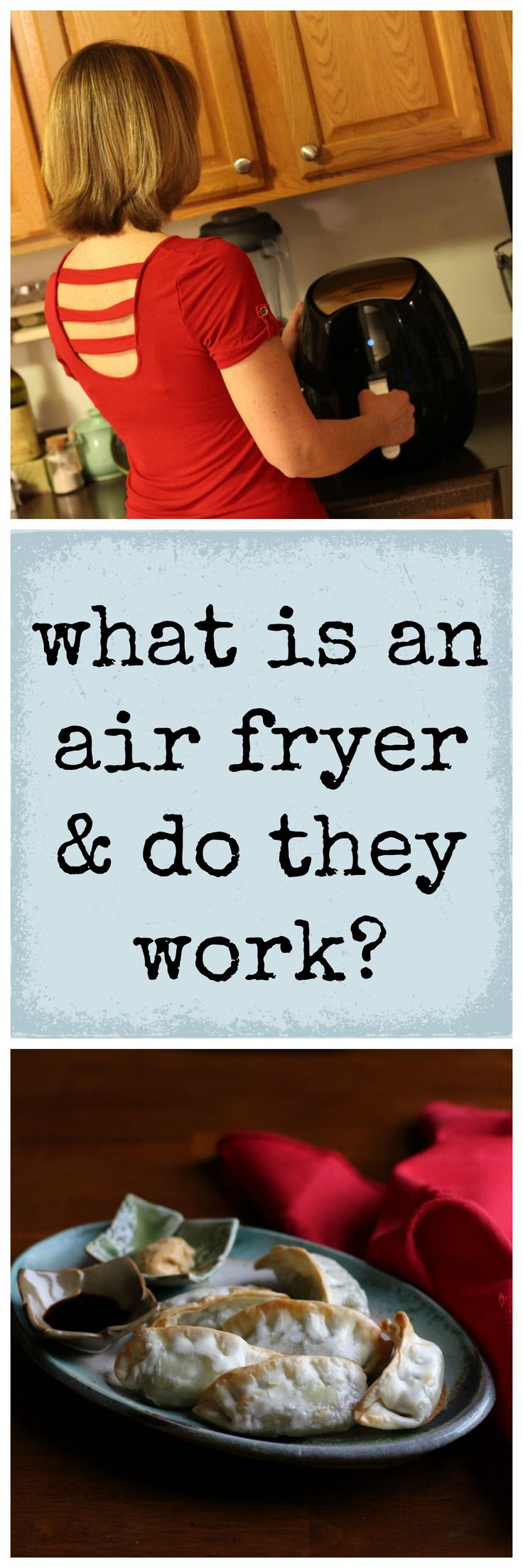 What is an air fryer & do they work? All of your questions about air fryers ANSWERED. | cadryskitchen.com