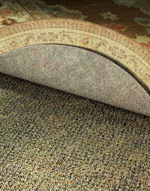 Buy No Muv Round Rug Pad Starting At $42! FREE SHIPPING On All Orders