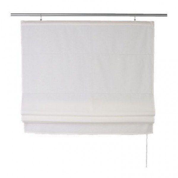 Resultado de imagen de estores blancos IKEA