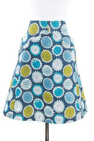 Indiesew.com | Weekend Rambler Skirt by Snapdragon Studios - $16 | Indiesew.com