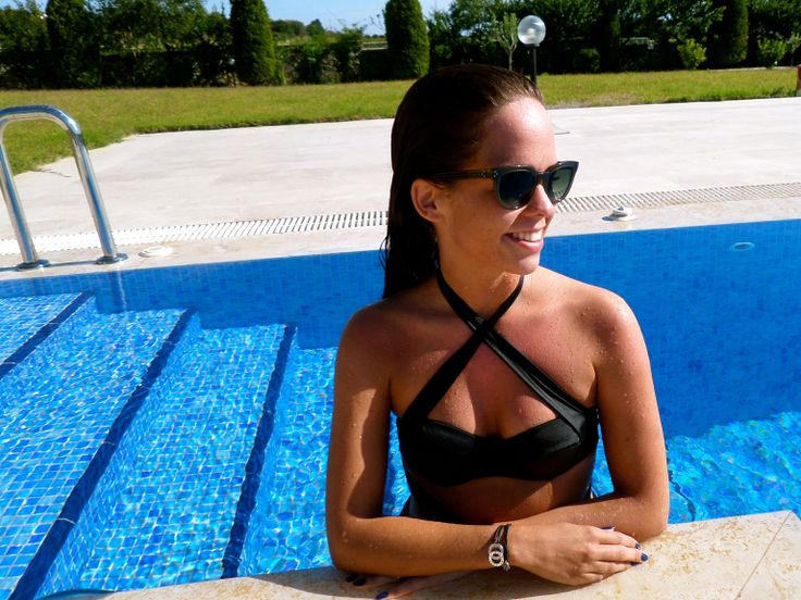 Turkey, Day 4: Relaxing at the Pool | Belle & Balu