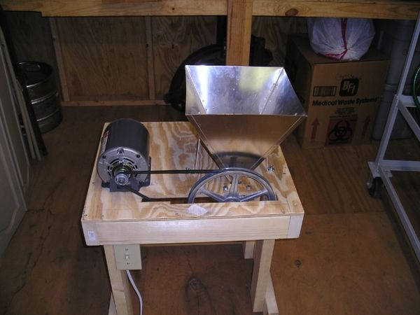 Looking For A Good Grain Mill Home Brew Forums
