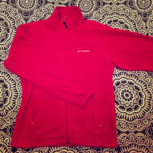 North Face Fleece! Small hot pink north face fleece jacket, like new. The North Face Jackets & Coats