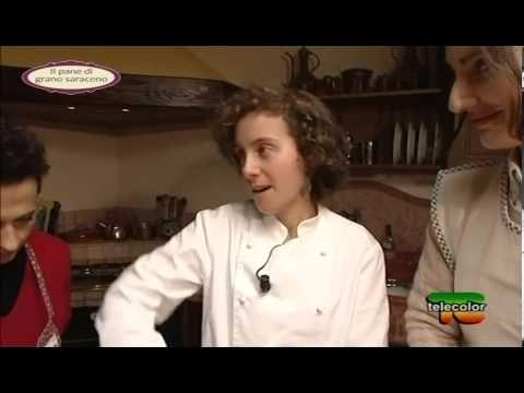 ▶ Esther Mozzi: Pane di Grano Saraceno - YouTube
