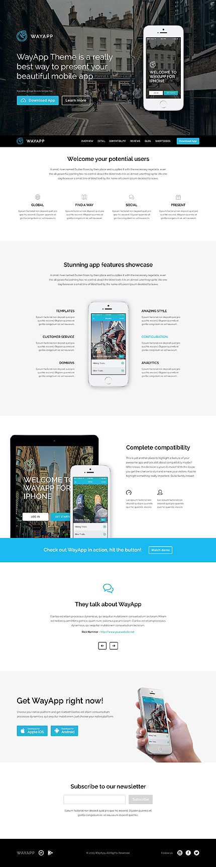 Bestselling: #Software Company #Responsive #WordPress Theme