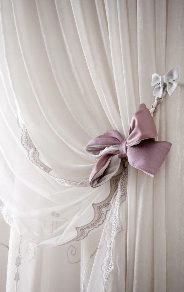 10 Diy Curtain Tie Back Ideas Diy Curtains Curtains Curtain
