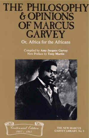 Marcus Garvey One of my all time Favorite Books!!!!