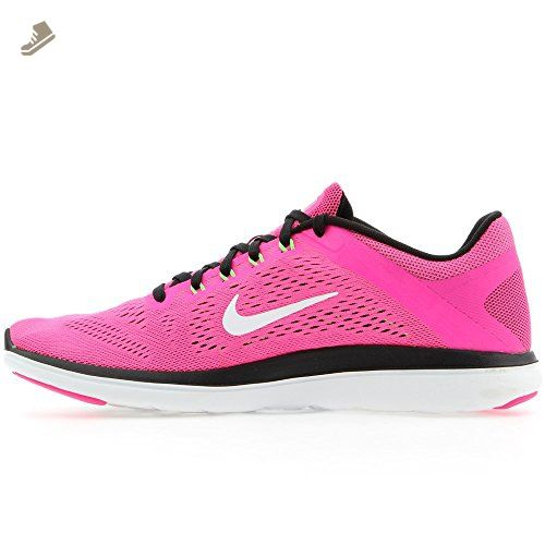 Nike Womens Flex 2016 RN Running Trainers 830751 Sneakers Shoes (US 9, pink  blast