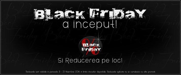 Reduceri de Black Friday 2014