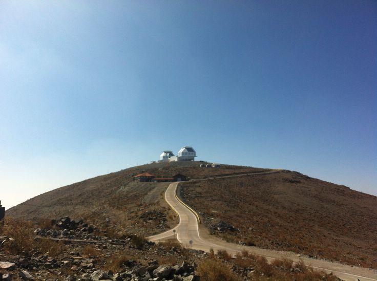 Observatorio Las Campanas, La Serena