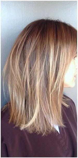golden blonde highlights by jami