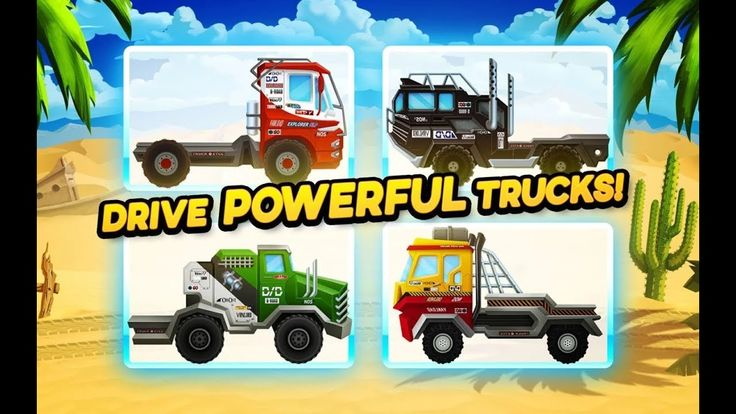 Desert Rally Trucks: Offroad Racing - Trucks Action and Adventure Game -...