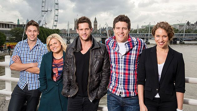 The London Cast