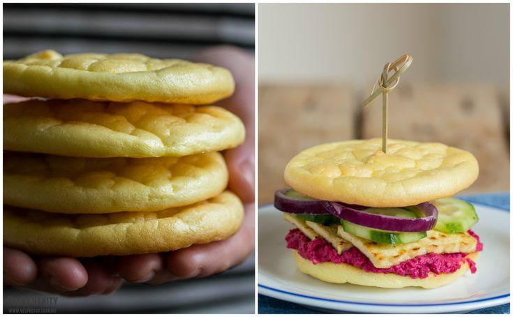 Pâine - norișor (din 3 ingrediente)