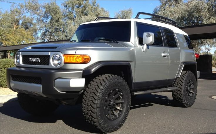 fj cruiser wheels and tires | ... of all Rims and tires out there! - Page 105 - Toyota FJ Cruiser Forum