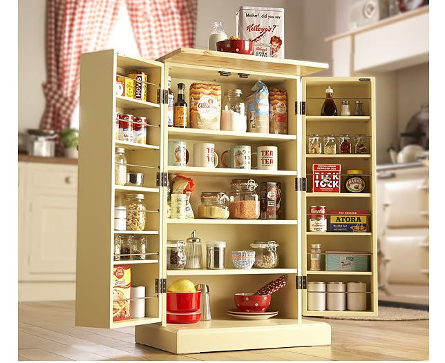 Best 25 freestanding pantry cabinet ideas on pinterest - Kitchen freestanding pantry ...