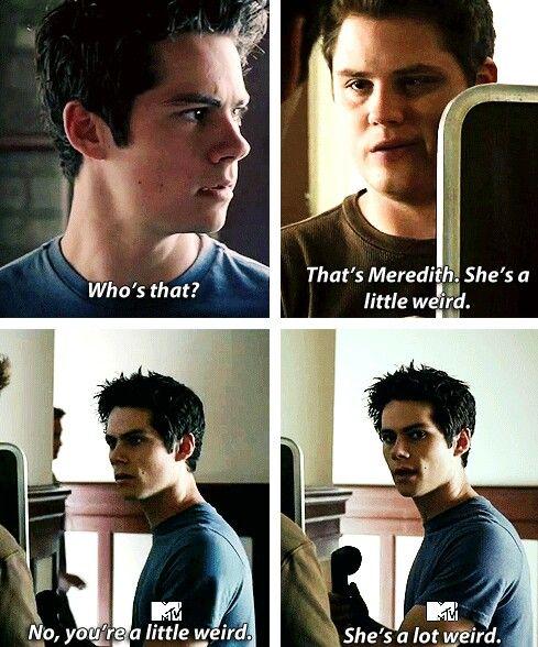 Teen Wolf - Stiles :):):):):):):)::)::)):):)::):):):))::):):)
