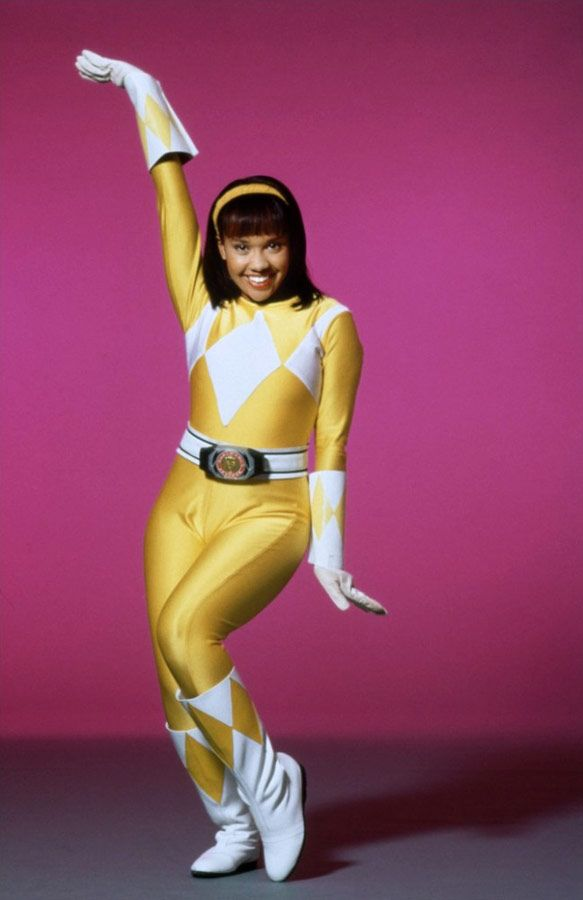Naked power ranger actresses opinion