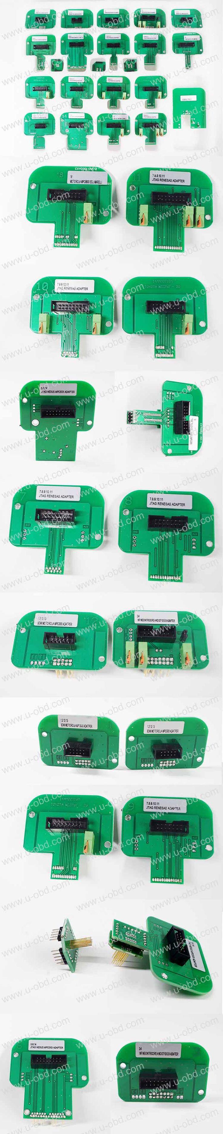 KTAG KESS KTM Dimsport BDM Probe Adapters Full Set for Denso, Marelli, Bosch, Siemens ECU, 22 different types, necessary tools for Tuning and Remap ECU: http://www.u-obd.com/product/ktag-kess-ktm-dimsport-bdm-probe-adapters/