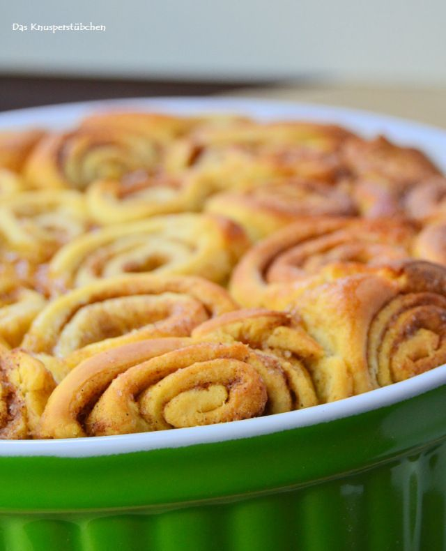 Caramel-Apple-Cinnamon-Rolls | Das Knusperstübchen