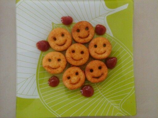 Smiley Aloo Tikkis