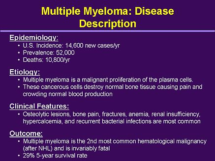 45 Best Images About Multiple Myeloma On Pinterest Blood