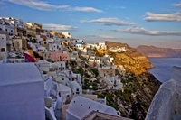 Magical Journeys to Greece: Santorini Shore Excursion: Private Tour of Oia, Fira and the Akrotiri Excavation