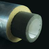 Thermal Insulation, FoamGlas with Rockwool pipe section by IPC Industries