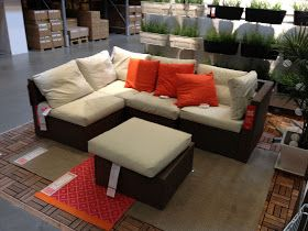 Ikea arholma house pinterest outdoor lounges and design for Applaro chaise lounge