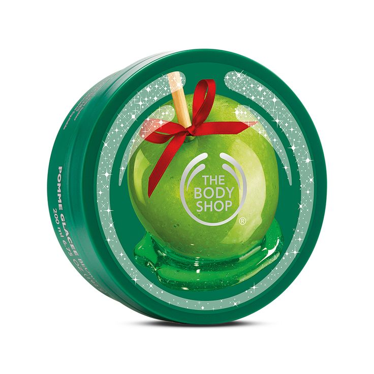 The Bodyshop Glazed Apple Body Butter