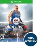 NBA Live 16 - PRE-Owned - Xbox One