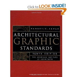 Amazon.com: Architectural Graphic Standards, Tenth Edition (9780471348160): John Ray Hoke Jr., Charles George Ramsey: Books