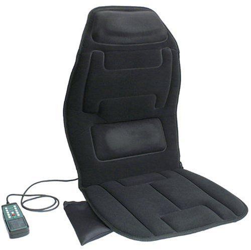 massage chair pad amazon. comfort products ten motor massage cushion with heat chair pad amazon 1