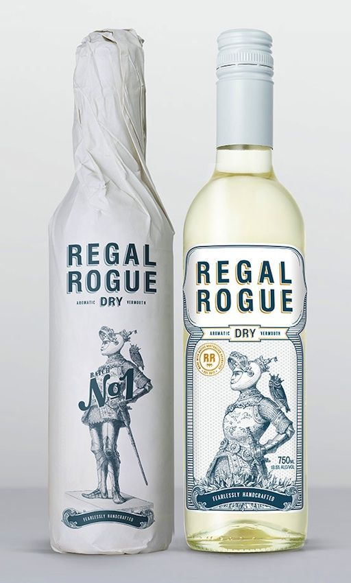 Regal Rogue Aromatic Dry Vermouth