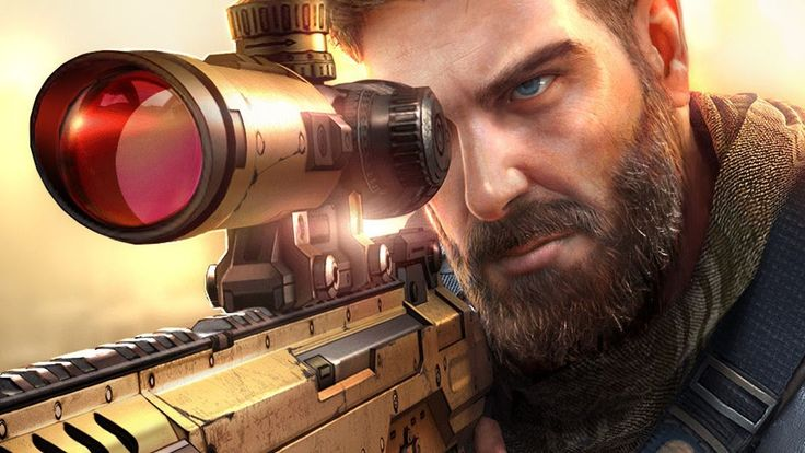 Top 5 Best Sniper Games for Android and ios Device, Smartphone , iPhone ...