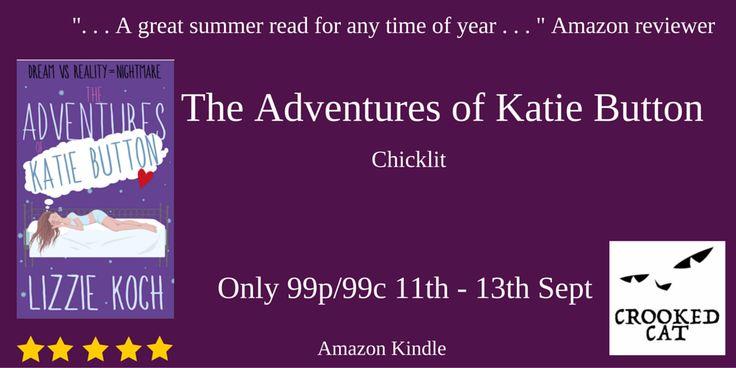 Eek! Get ready for tomorrow! #KatieButton #99p #99c for the weekend only. #Chicklit http://www.amazon.co.uk/Adventures-Katie-Button-Lizzie-Koch-ebook/dp/B00YSQL9CK/ref=sr_1_1?s=digital-text&ie=UTF8&qid=1441566488&sr=1-1&keywords=the+adventures+of+katie+button…