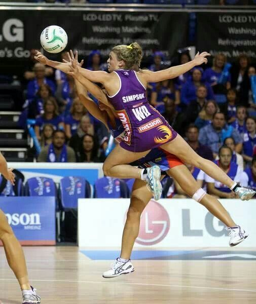 Go the girls of the ANZ Championship!