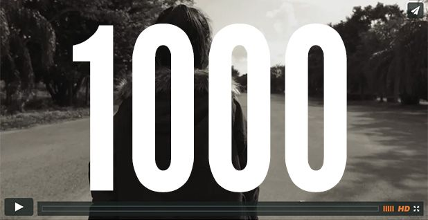 We are celebrating a huge milestone on our journey to end child sex slavery! Take a look at this video to find out what all the excitement is about!